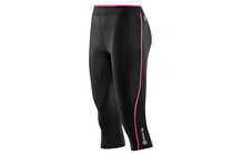 Skins A200 Women's Capri Tights black/pink